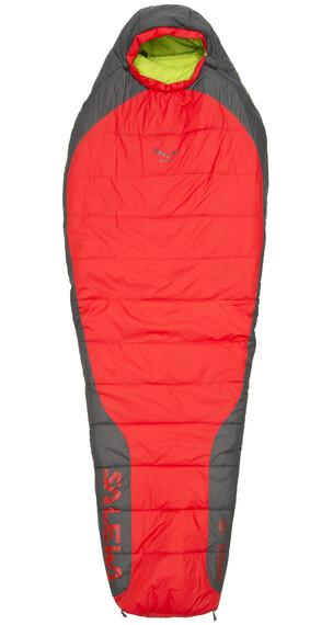 Salewa Spice -8 - Sac de couchage - rouge/noir